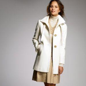 J. Crew Jackets & Coats - J.Crew Camel Wool Cashmere Coat - Size 10